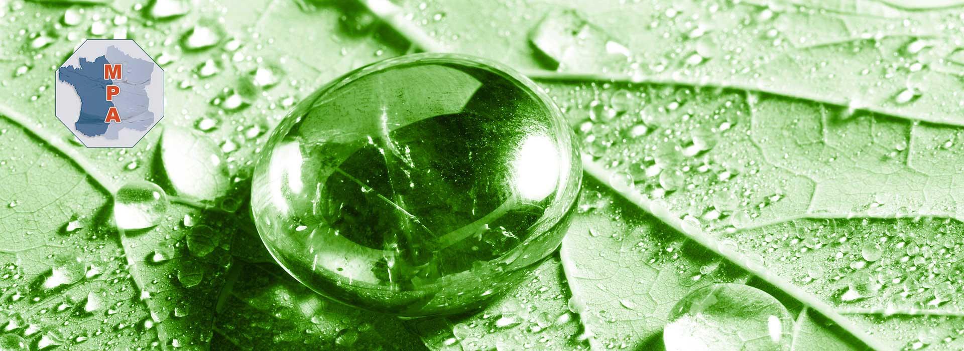 Maintenance d'appareils de traitements d'eau